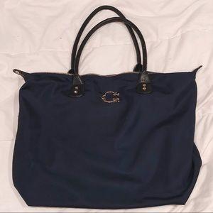 C.Wonder Nylon Tote Bag in Navy